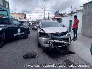 Disminuyen accidentes en Mixquiahuala en un 30% - Independiente de Hidalgo