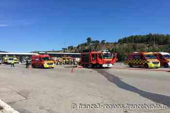 La Ciotat : sept blessés dont deux grièvement dans un accident de la route au niveau du péage - France 3 Régions
