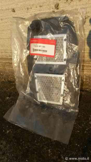 Vendo Filtri Honda a Argelato (codice 8103678) - Moto.it