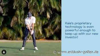 Rory McIlroy investiert in Münchner Startup - Exklusiv-Golfen