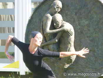 « Seul l'air » avec Anne Perbal à Amboise - Mag'Centre