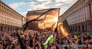 La Bulgaria insorge, la testimonianza di Luca da Motta di Livenza: 'Gli animi sono roventi'. - Oggi Treviso