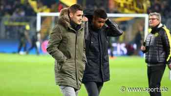 Einstiges BVB-Talent Sarr froh über Ratschläge von Kehl und Bayern-Star Lewandowski - sport.de