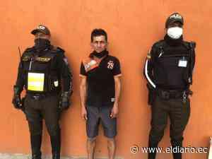 Hombre que robó en el museo Cancebí fue trasladado a Jipijapa - El Diario Ecuador