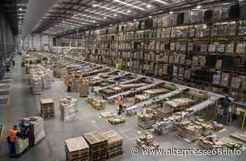 Futur entrepôt Amazon à Ensisheim, près de Mulhouse : entre opacité démocratique et modèle économique à la renverse - L'Alterpresse68 - Alterpresse68