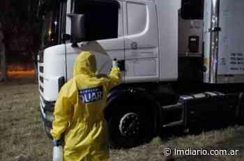 San Francisco: aislan a otro camionero ante un posible nuevo contagio - La Nueva Mañana de Córdoba