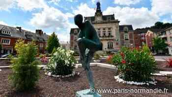 Histoire d'actu. Comment Barentin est devenue la ville aux cent statues - Paris-Normandie