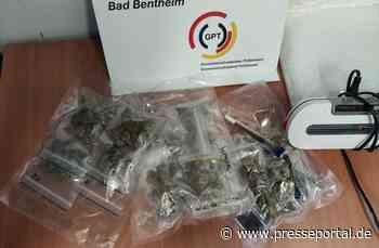 POL-EL: Bad Bentheim - Grenzüberschreitendes Polizeiteam stellt Drogen sicher - Presseportal.de