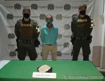 Detención domiciliaria para responsable de traficar mil gramos de cocaína en Bugalagrande - Diario del Sur