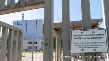 Reaktor-Mitarbeiter verursacht Gasaustritt - Süddeutsche Zeitung