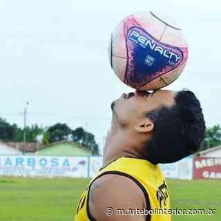 Paraense: Paragominas confirma a contratação do atacante Romarinho - Futebolinterior