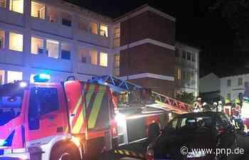 Brandgeruch: Feuerwehr rückt bei Wohnhaus an - Eggenfelden - Passauer Neue Presse