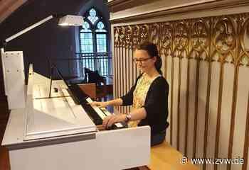 Kernen: Neue Organistin in der Mauritiuskirche Rommelshausen - Kernen - Zeitungsverlag Waiblingen