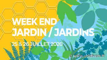 Week-end spécial « Jardin / Jardins » Château de Champs-sur-Marne samedi 25 juillet 2020 - Unidivers