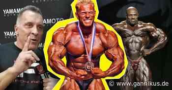 5 Kilo Kohlenhydrate? - Wie Dennis Wolf mit Milos Sarcev die Bodybuilding-Welt eroberte! - Gannikus.de - Gannikus