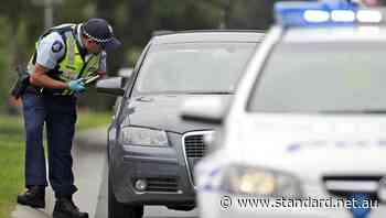 Learner driver and supervisor allegedly test positive to methamphetamine - Warrnambool Standard