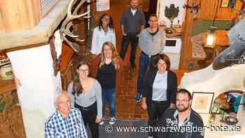 Triberg: An die Geburtstagsfeier erinnert - Triberg - Schwarzwälder Bote