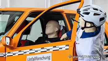 Zwischen Ebern und Sandhof: Frau verletzt sich bei Sturz von Fahrrard - Main-Post