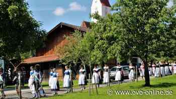 Bad Feilnbach: Trachtenverein Edelweiß Dettendorf-Kematen feiert wegen Corona Gaufest dahoam - ovb-online.de