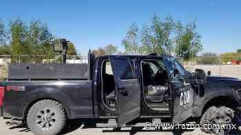 Tras ataque, abaten a siete delincuentes en Villa Union, Coahuila - La Razon