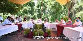 Jiutepec equipa pozo de agua Pinos II a favor de 7 mil habitantes - La Jornada Morelos
