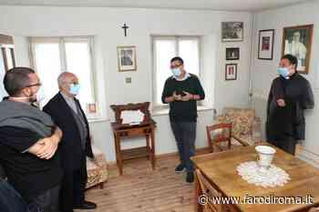 Il cardinale vicario De Donatis in visita a Canale d'Agordo alla Fondazione Luciani - Farodiroma