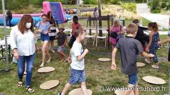 Musique, danse et jeux à la fête du centre social de Lambersart - La Voix du Nord