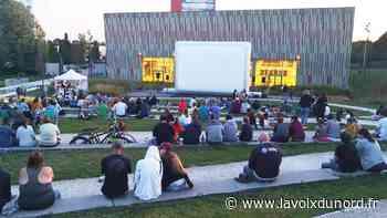 Cinés en plein air : comment sont choisis les films projetés à Lambersart et La Madeleine - La Voix du Nord