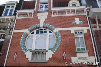 Promenade architecturale à vélo : « Art Nouveau » Colysée de Lambersart Lambersart - Unidivers