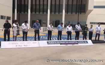 Inauguran Hospital Insabi en Gomez Palacio - El Sol de Durango
