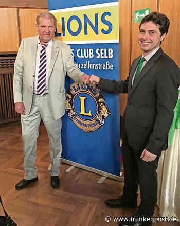 Selb: Klaus Richter neuer Lions-Präsident - Frankenpost