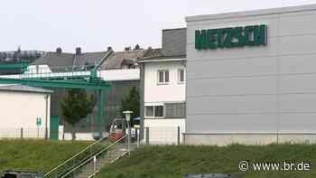 Angriff auf Netzsch in Selb: Hacker legen Betrieb still - BR24