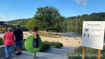 Sommerspaß am Twistesee mit Abstand am besten - wlz-online.de