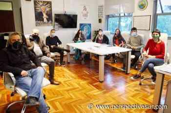 Firmaron acuerdo para mejoras en Villa Azul, Los Eucaliptus y Santo Domingo - Perspectiva Sur