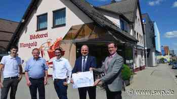 Innenstadtentwicklung : Laichingen: Bäcker Mangold findet Nachfolger - SWP