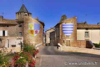 Visite guidée d'une place forte médiévale Cité historique de Lusignan dimanche 20 septembre 2020 - Unidivers
