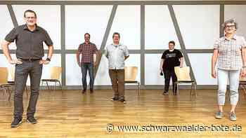 Haigerloch: Martin Beuter übernimmt ab jetzt den Vorsitz - Haigerloch - Schwarzwälder Bote
