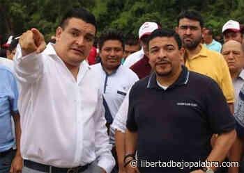 Carrasco llega a Misantla - Libertadbajopalabra.com