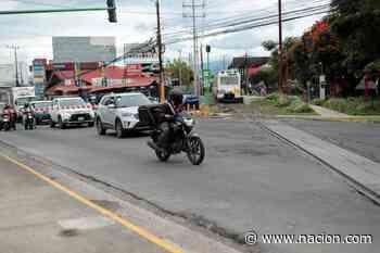 El cruce de tren 'más salado' está en Calle Blancos: 72 colisiones con agujas en lo que va del 2019 - La Nación Costa Rica