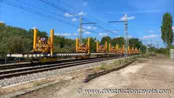 Suppression du PN n°9 d'Antony - Construction Cayola