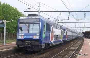 RER D. Trafic interrompu entre Creil et Orry-la-Ville - actu.fr