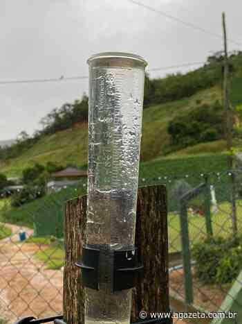 Em um mês, choveu 800% a mais que o esperado em Ecoporanga - A Gazeta