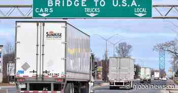 'I'm not willing to go': Canadian truckers worry about entering U.S. due to coronavirus