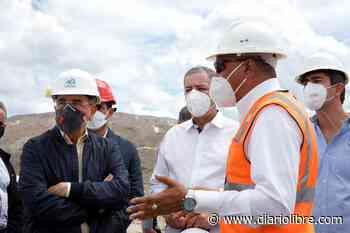 Presidente Danilo Medina entrega rehabilitada la presa Sabana Yegua - Diario Libre