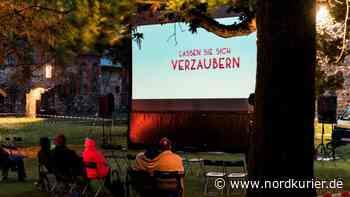 Über 1000 Gäste im Mobilen Kino Uckermark - Nordkurier