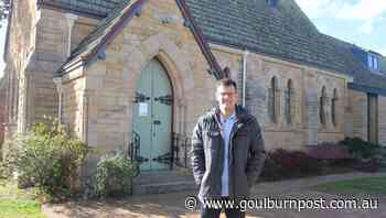 Reverend Paul Davey appointed new minister of Saint Nicholas Anglican Church - Goulburn Post
