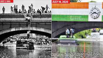 Waterlogged since 1950s: Why Minto Bridge is Delhi's flooding constant - Hindustan Times