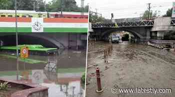 Delhi Rains: Flooded Road Under Minto Bridge Cleared of Waterlogging, Arvind Kejriwal Says 'This is Not - LatestLY