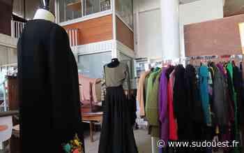Royan : les trésors de mode de l'écrivaine Madeleine Chapsal aux enchères - Sud Ouest