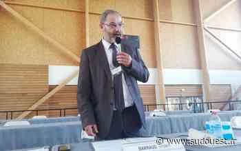 Agglomération de Royan : Vincent Barraud élu président - Sud Ouest